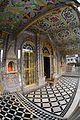 Sanctum Entranceway - Sheetalnath Temple - Sheetalnath Temple and Garden Complex - Kolkata 2014-02-23 9498.JPG