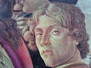 English: The renaissance painter Sandro Bottic...