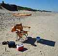 Sandy Hook NJ beach fisherman's chair.jpg