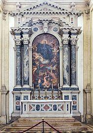 Santa Giustina (Padua) - Chapel of Saint Maurus