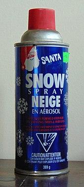 Fake Snow Wikipedia