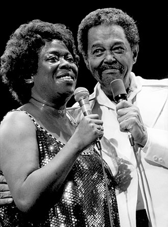 Billy Eckstine - Sarah Vaughan and Billy Eckstine at Monterey Jazz Festival 1981.