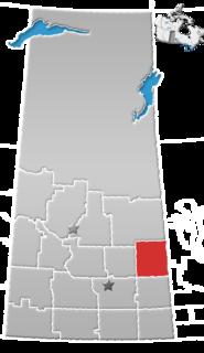 Division No. 9, Saskatchewan Census division in Saskatchewan in Canada