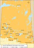 Saskatchewan's northern municipalities