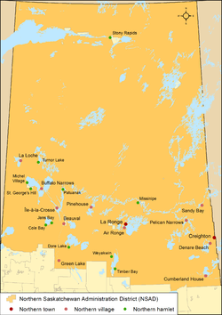 List Of Communities In Saskatchewan Wikipedia