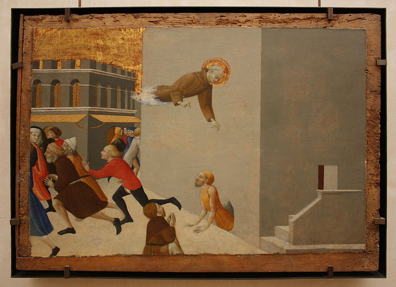 File:Sassetta - The blessed Ranieri frees the poors from a jail Florence - Louvre.jpg