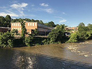 Saxapahaw, North Carolina Census-designated place in North Carolina, United States