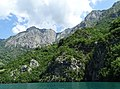 Scenery on Lake Komani - Northern Albania - 08 (40814625360).jpg