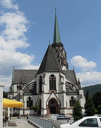 Schönau im Schwarzwald - Church of Assumption of Mary