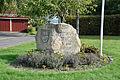 Schleswig-Holstein, Reher, Dorfplatz NIK 9801.JPG