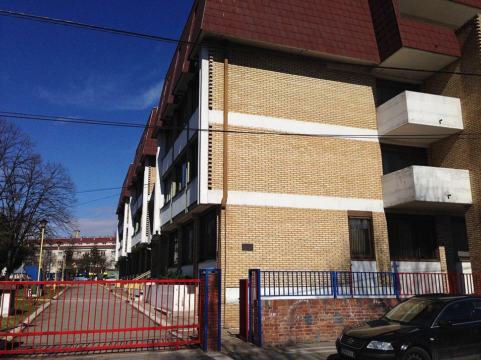 School for the visually impaired Veljko Ramadanovic Zemun.1