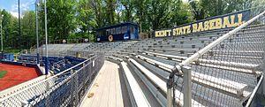 Schoonover Stadium - Image: Schoonover Stadium stands 2015