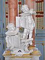 Schussenried Kloster Bibliothekssaal Irrlehren Lutheraner Kalvinisten.jpg