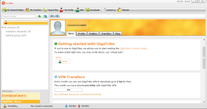 Screenshot of Gigatribe UI.png
