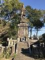 Sculpture of Kukai in Buzen-Kokubunji Temple.jpg