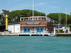 Francesco Morosini Naval Military School - Image: Scuola navale morosini