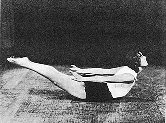 Modern yoga - Singleton