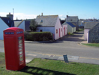 Lossiemouth - Seatown