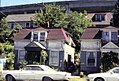 Seattle - Houses on Eastlake Ave E below I-5, 1970s (39845630792).jpg