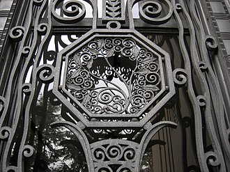 City of Seattle Landmarks Preservation Board - Image: Seattle Times Building detail 01