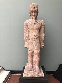 Ancient Kushite Deity