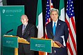 Secretary Kerry and Irish Foreign Minister Flanagan Address Reporters in Tipperary (30571620681).jpg