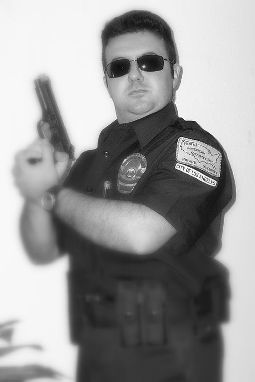 Image result for security officer creative commons