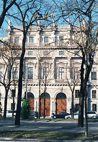 OPEC Fund for International Development - OFID Headquarters, Vienna, Austria