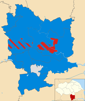 Selby District - Image: Selby District Council 2017