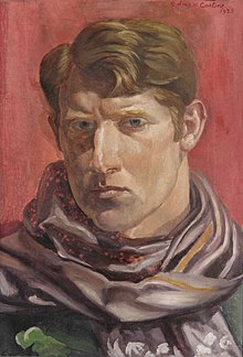 Self Portrait (Ruskin Master, 1922-1929) by Sydney Carline.jpg
