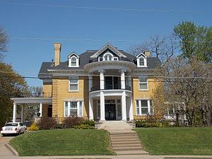 Selma Schricker House - Image: Selma Schricker House