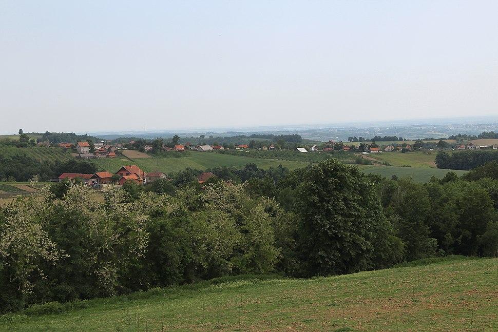 Selo Joševa - opština Valjevo - zapadna Srbija - Panorama 13
