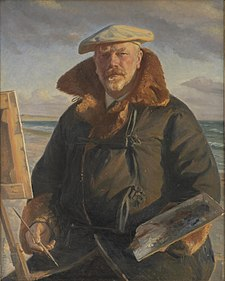 Selvportræt, 1902 - Michael Ancher.jpg