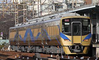 Semboku 12000 series Japanese train type