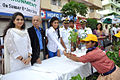 Shaina NC,Nana Chudasama, Shriya Saran at Save Mumbai Foundation 01.jpg