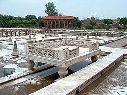 Шалимар сад в Лахоре