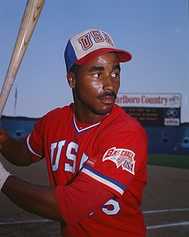 Shane Mack 1984 USA Olympic Baseball.jpg