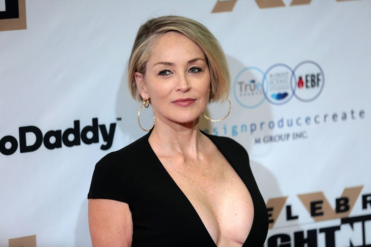 Pics Sharon Stone nude (22 photos), Sexy, Cleavage, Selfie, legs 2019