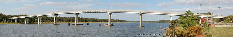 The Sharptown Bridge, Taken by Billy Adkins 9-20-08