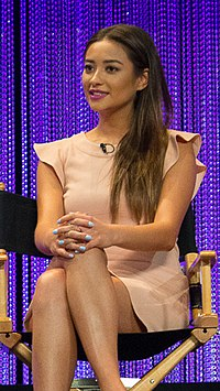Shay Mitchell at Paley Fest2014 (cropped).jpg