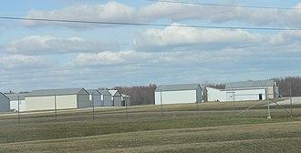 Sheboygan County Memorial Airport - Image: Sheboygan County Airport 3