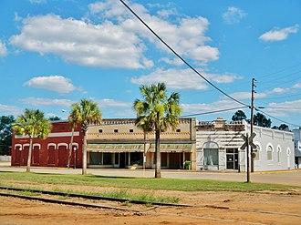 Shellman, Georgia - Image: Shellman, GA Historic District (NRHP)