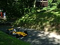 """Shelsley Walsh Hill-Climb 16th August 2009 - exit the """"S"""". - geograph.org.uk - 1445984.jpg"""