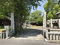 Shimmon Gate of Hirume Shrine in Nakatsu, Oita.jpg