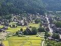 Shirakawa-go from Ogimachi Joseki Observatory 37093911356.jpg