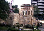 Shrine-of-Remembrance-Anzac-Square Brisbane