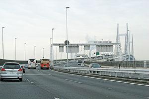 Bayshore Route - Yokohama Bay Bridge