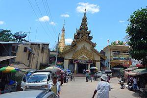 Shwemokhtaw Pagoda - Shwemokhtaw Pagoda