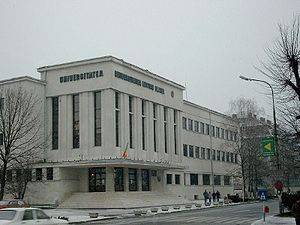 Lucian Blaga University of Sibiu - Lucian Blaga University