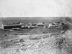 Sidney, Nebraska - Sidney, 1868
